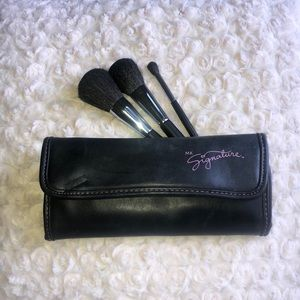 Mary Kay makeup brush pouch and travel bag